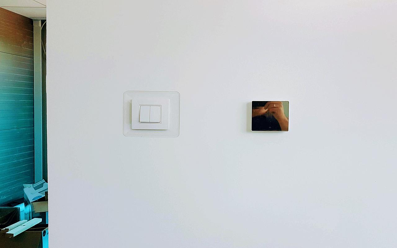 termostat z daleka
