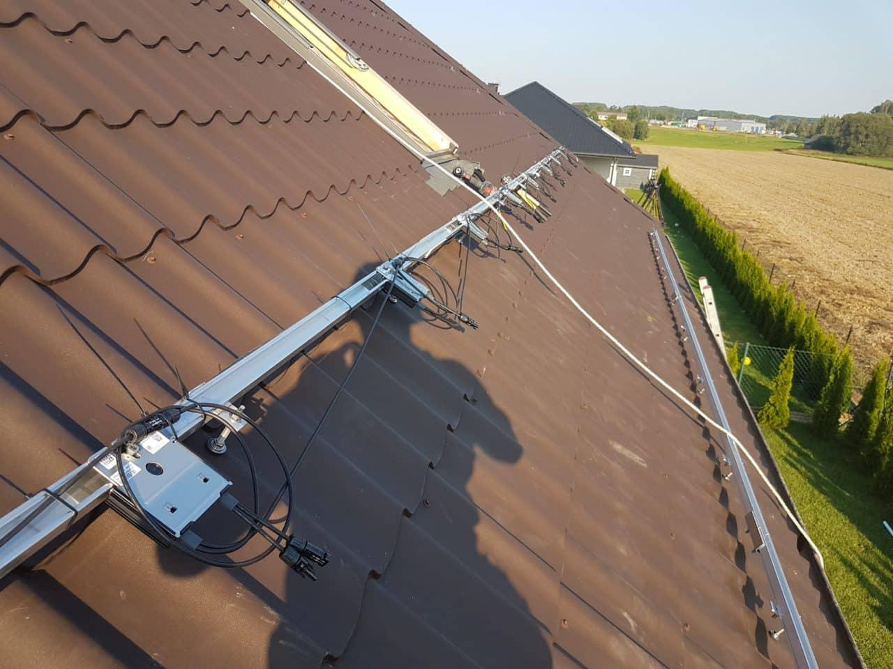 solaredge + k2 system