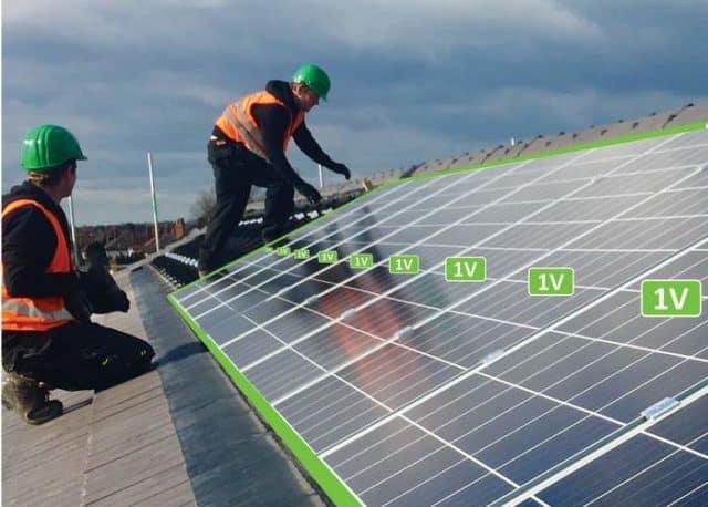 AFCI Solaredge, SafeDC Solaredge - bezpieczeństwo instalacji fotowoltaicznej nr. 1 2